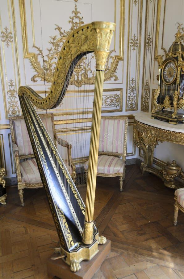 Chateaude Chantilly stockbild