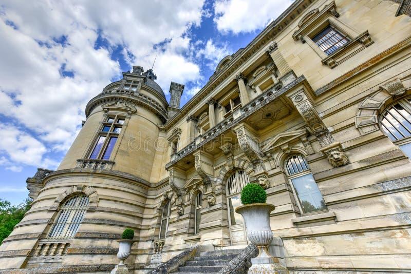 Chateaude Chantilly - Frankreich lizenzfreie stockbilder