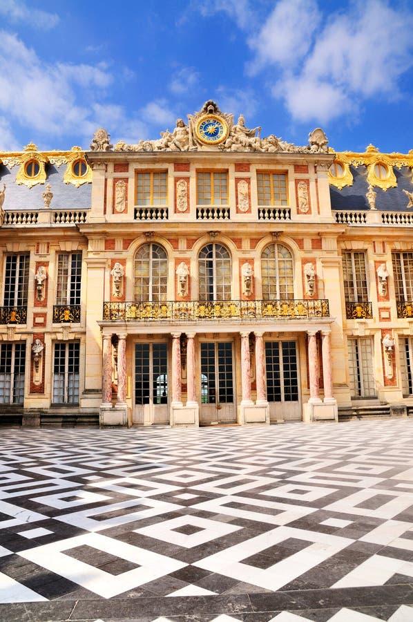 Chateaux de Versailles images libres de droits