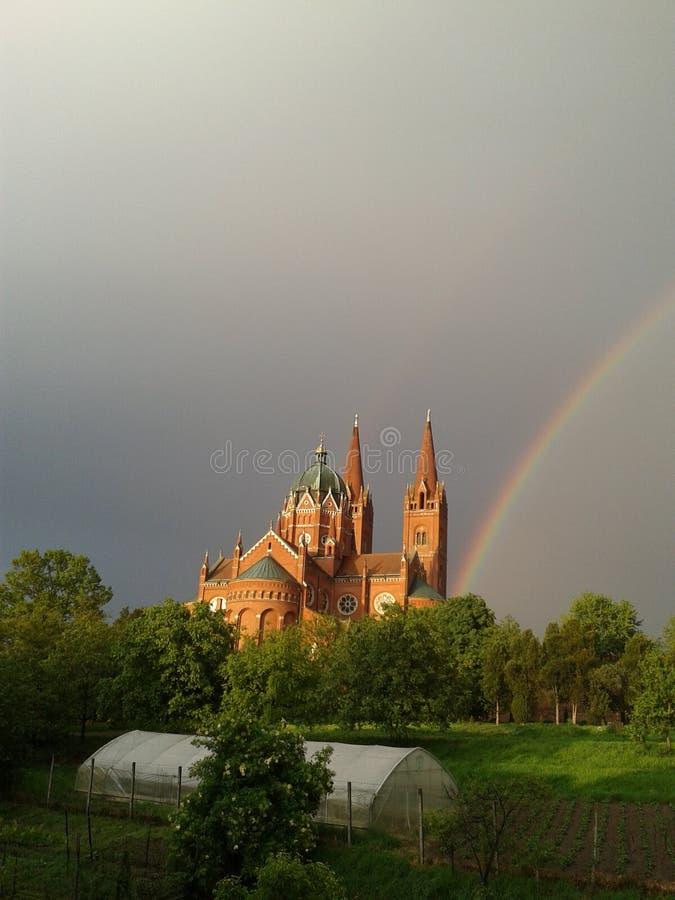 Chatedral foto de stock royalty free
