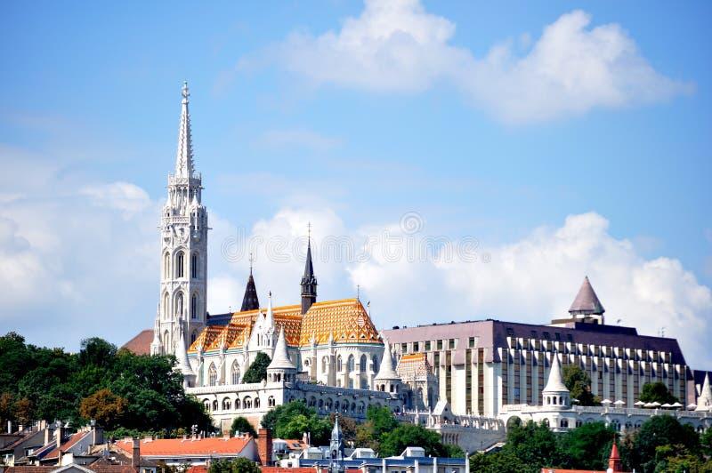 Chatedral fotografia stock