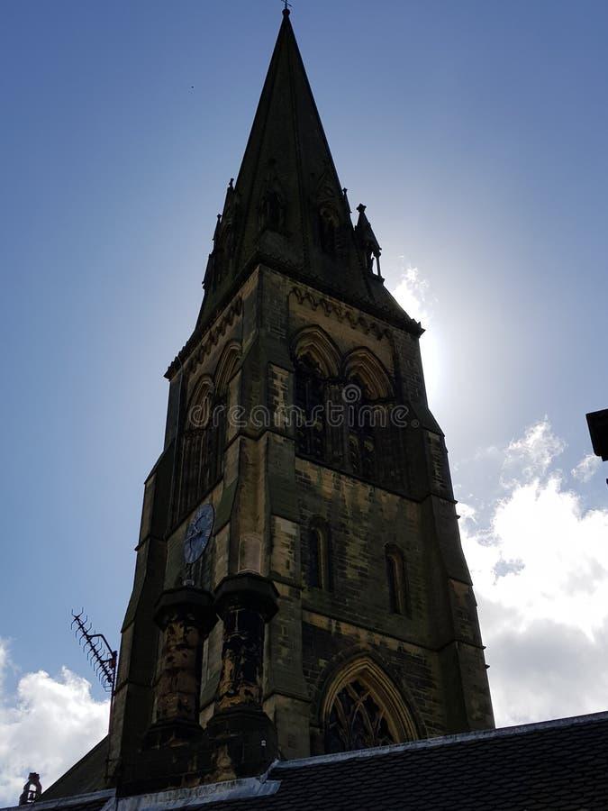 Chatsworth церков Enza стоковое изображение