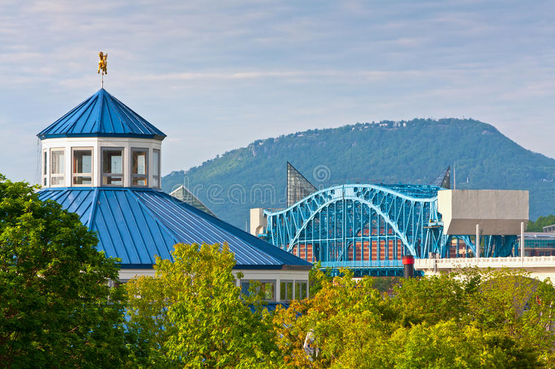 chattanooga obrazy royalty free