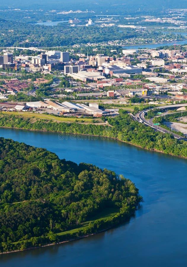 Chattanooga foto de archivo