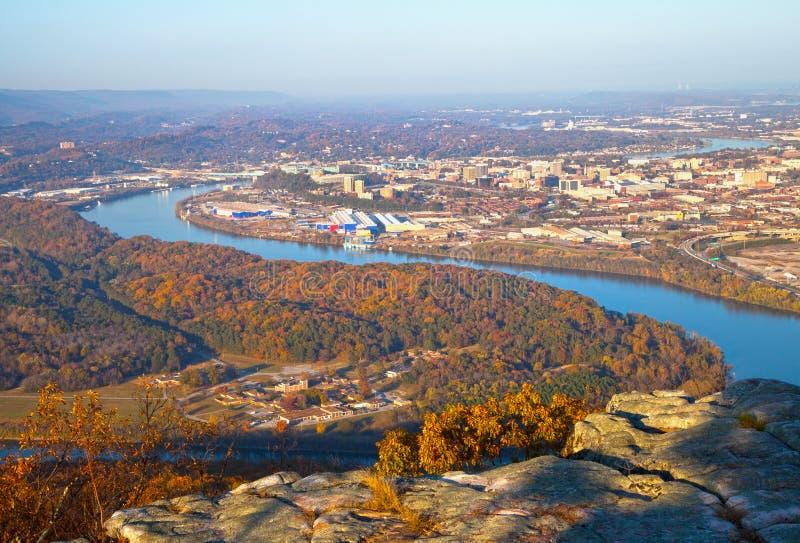 Chattanooga arkivfoton