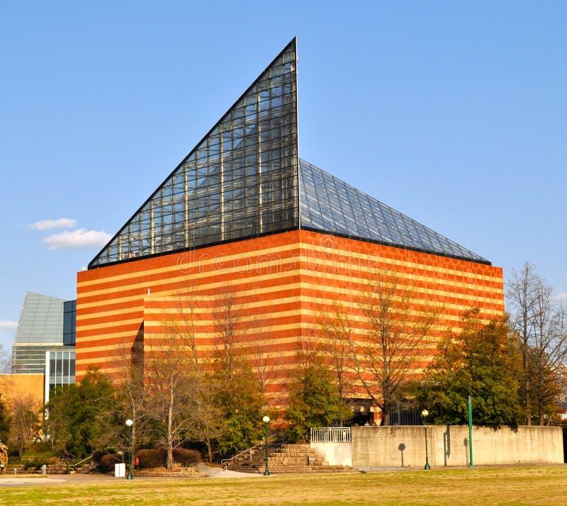 Chattanooga-Aquarium stockbild