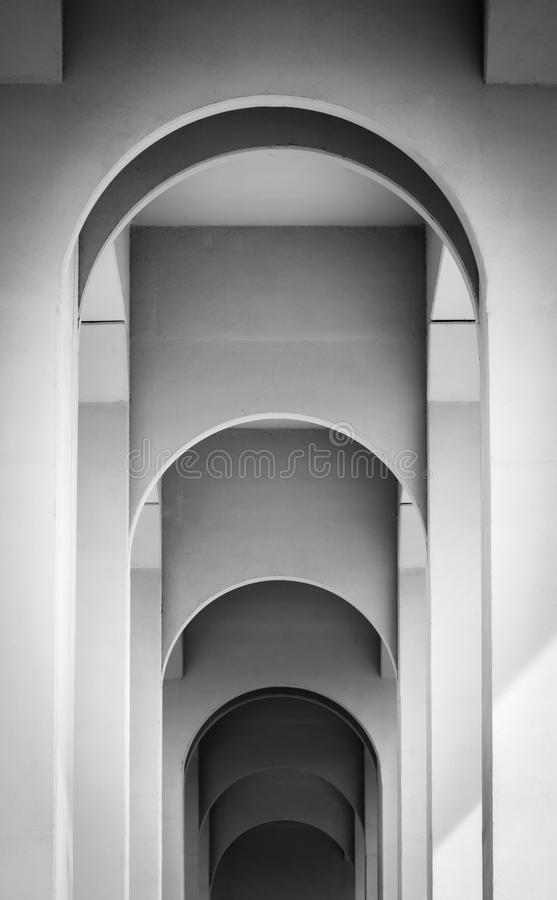 Chattanooga arkitektur royaltyfri bild