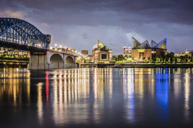 Chattanooga Tennessee arkivfoto