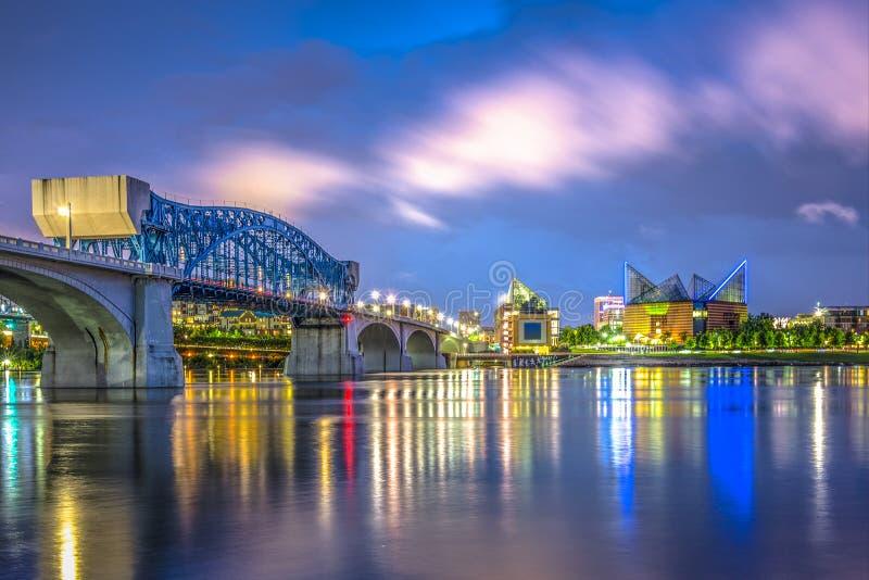 Chattanooga Tennessee fotografia stock