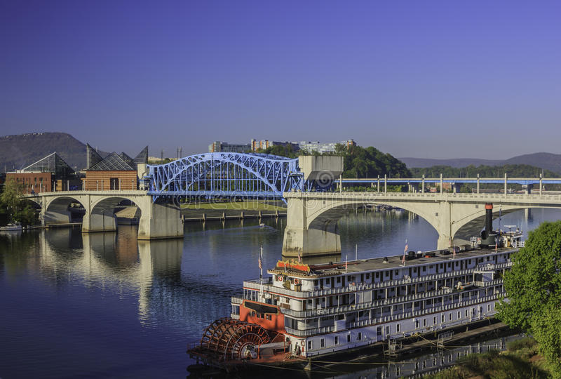 Chattanooga Tennessee obrazy stock