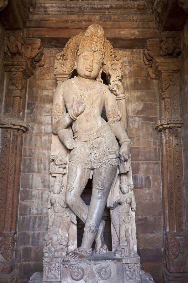 Chaturbhuj Temple, Khajuraho Royalty Free Stock Photo