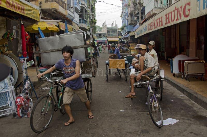 Chau Doc (2) imagens de stock royalty free