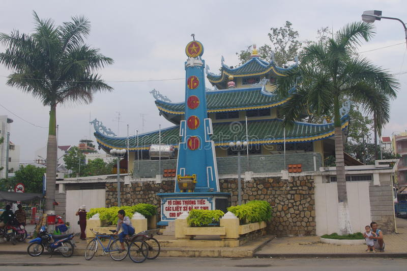 Chau Doc stock photography