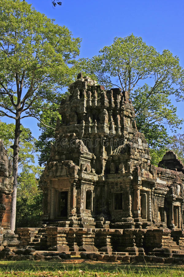 Download Chau Say Tevoda Temple, Angkor Area, Siem Reap, Cambodia Stock Image - Image: 29304033