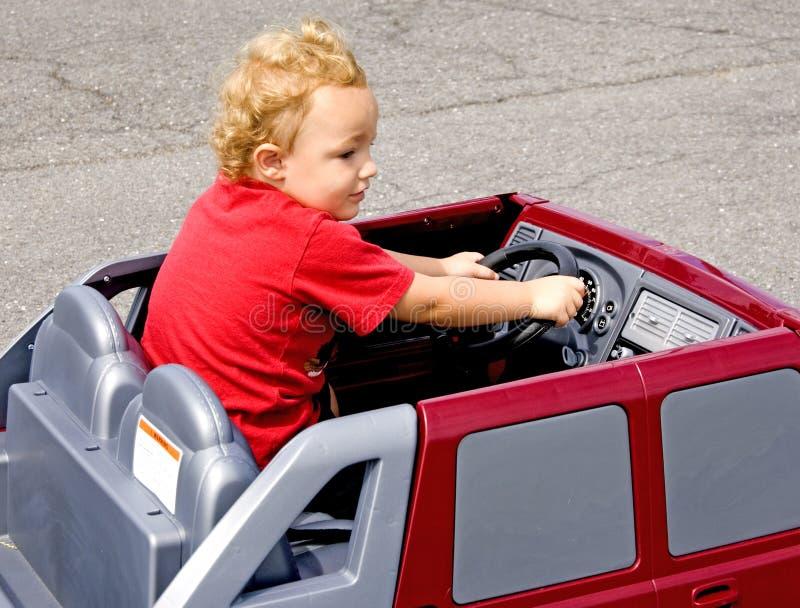 Chaufför arkivbild