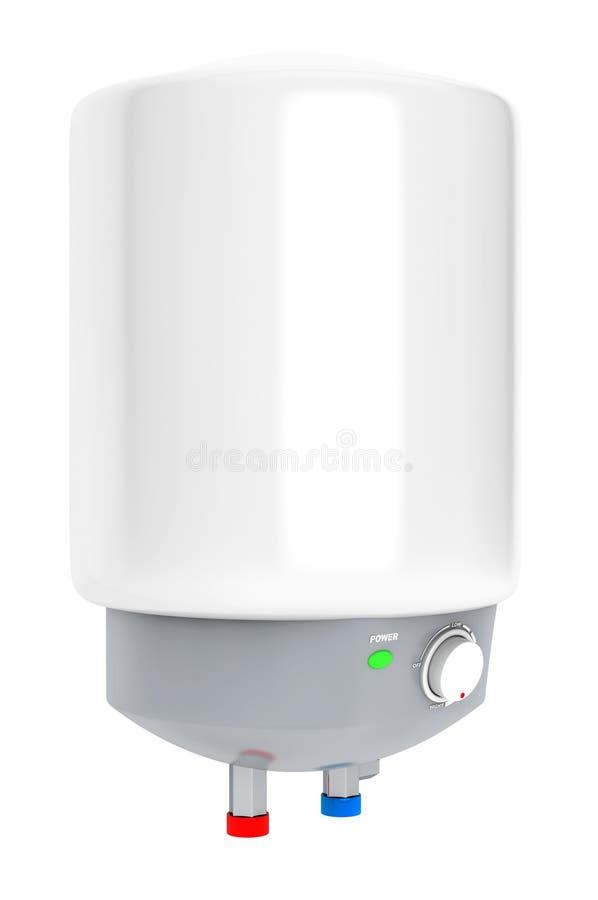 Chauffe-eau automatique moderne image libre de droits