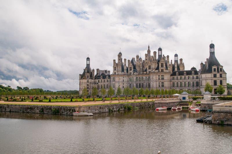 Chaumont Castle. Is a castle in Chaumont-sur-Loire France royalty free stock images