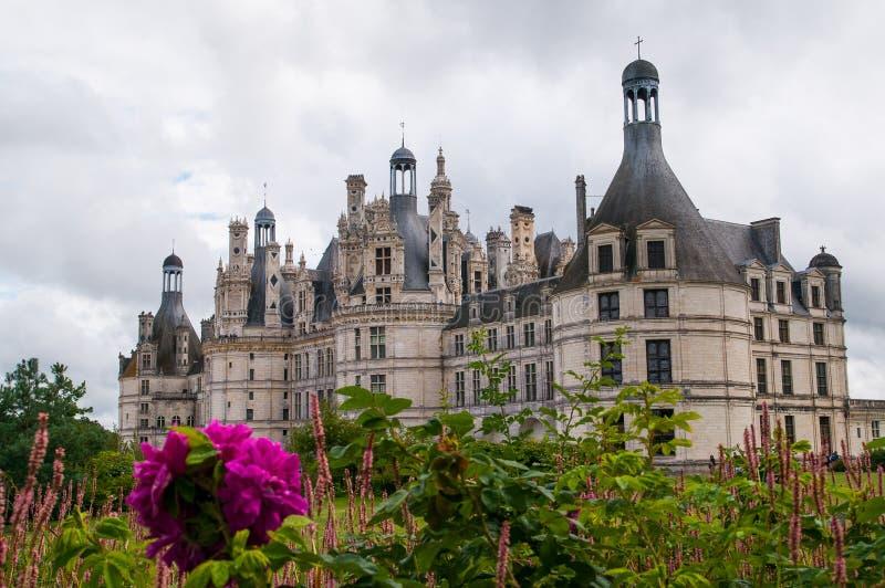 Chaumont Castle. Is a castle in Chaumont-sur-Loire France stock photography