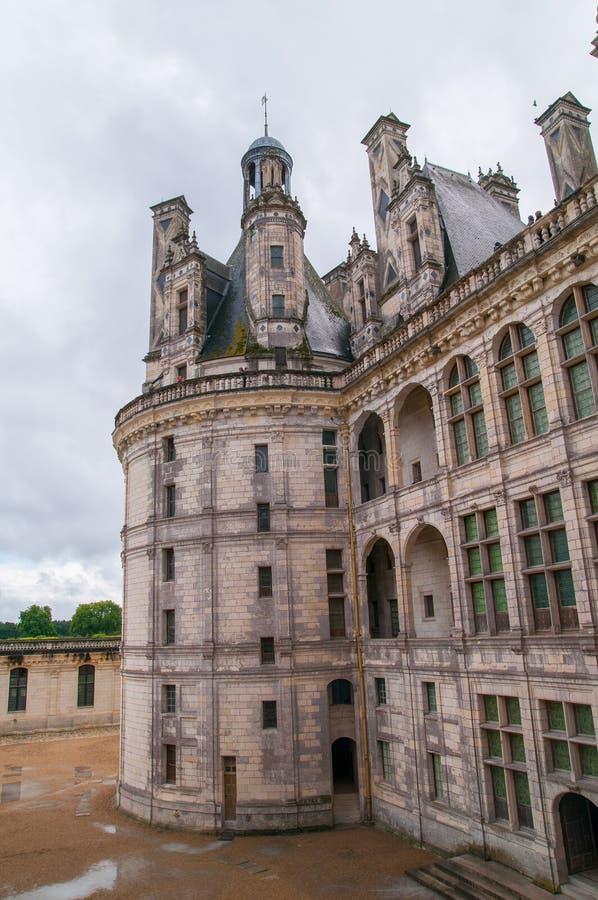 Chaumont Castle. Is a castle in Chaumont-sur-Loire France royalty free stock photo
