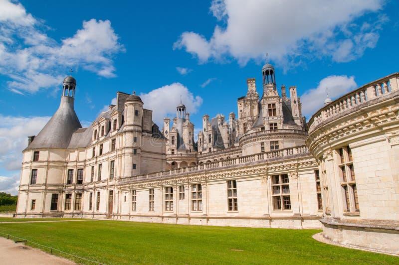 Chaumont Castle. Is a castle in Chaumont-sur-Loire France stock images