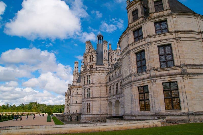 Chaumont Castle stock photos