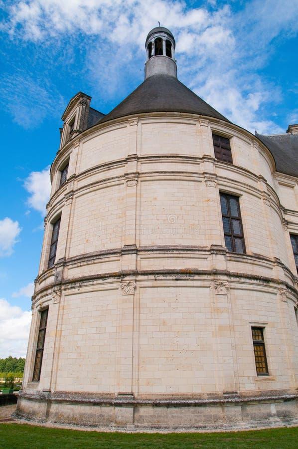 Chaumont Castle. Is a castle in Chaumont-sur-Loire France royalty free stock photos