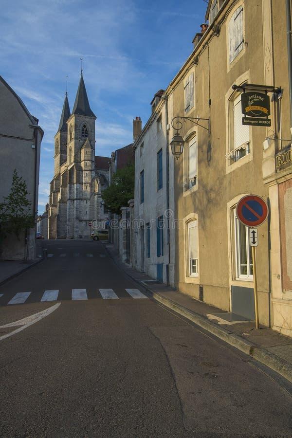 Chaumont, France photographie stock libre de droits