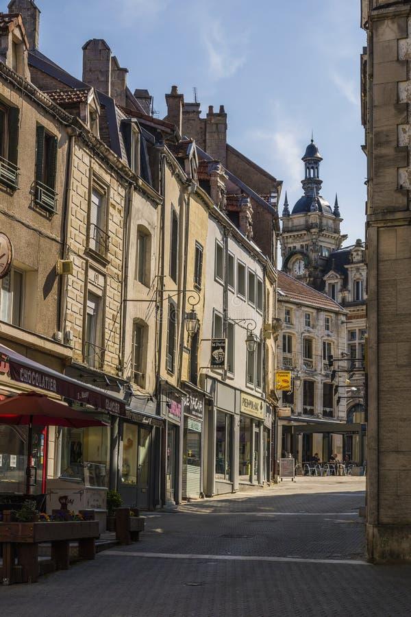 Chaumont, France photo libre de droits
