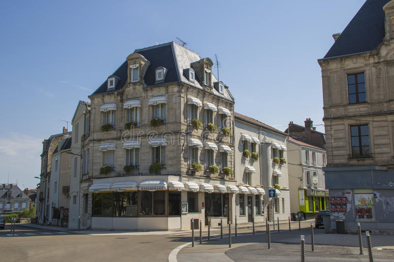 Chaumont, France images stock