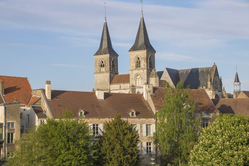 Chaumont, Francia immagine stock
