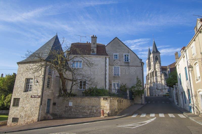 Chaumont, Francia fotografie stock libere da diritti