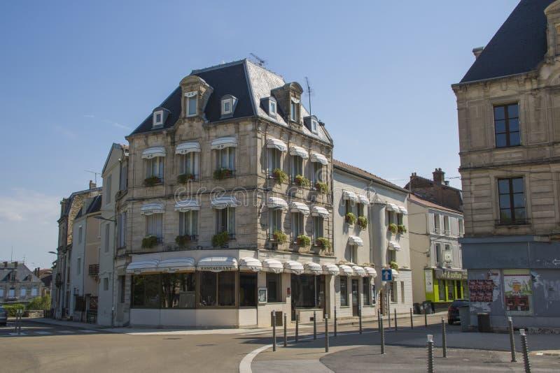 Chaumont, Francia immagini stock