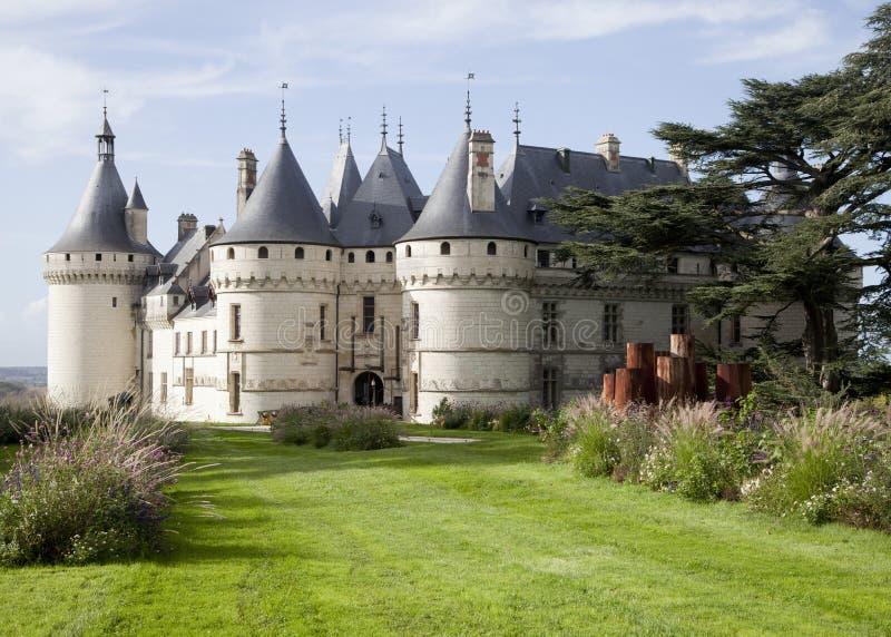 Chaumont sur Loire. France. stock images