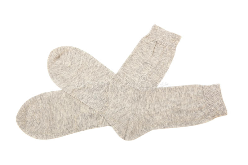Chaussettes image stock
