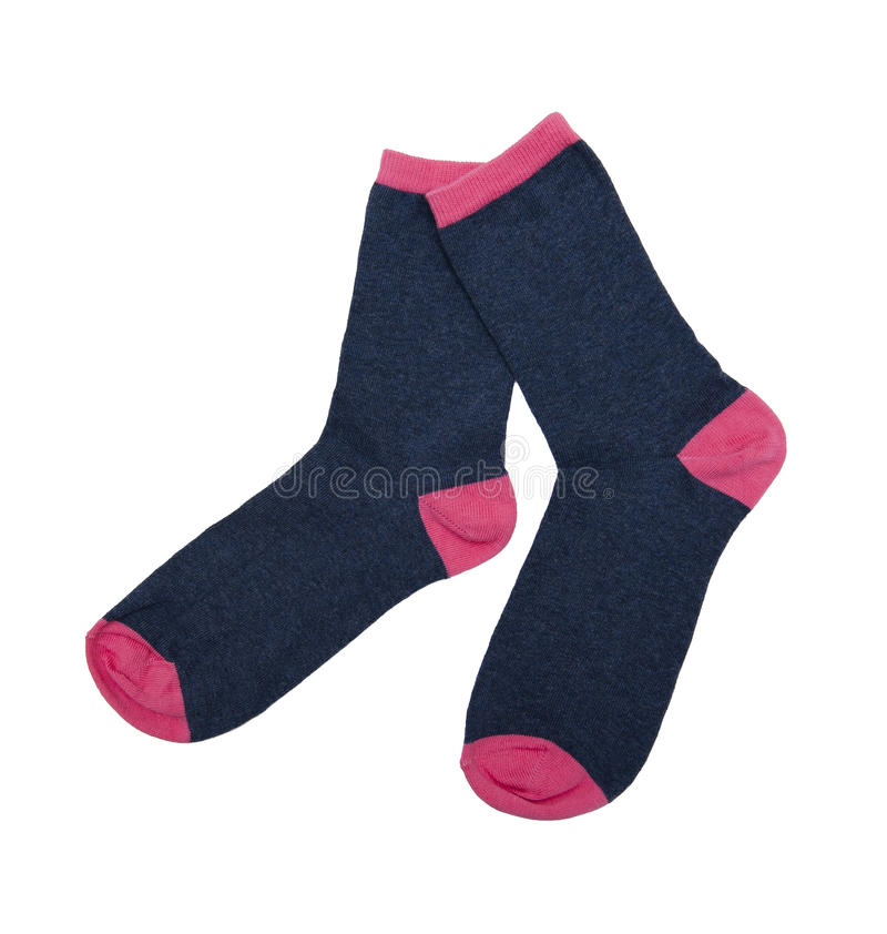 Chaussettes photos stock