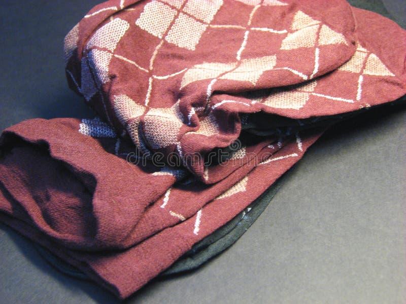 Chaussettes 4 photographie stock libre de droits