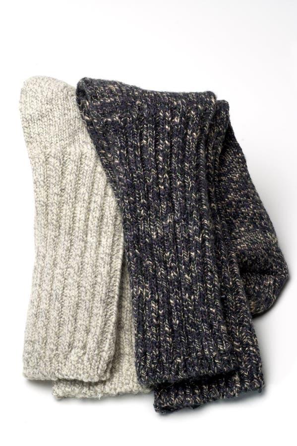 Chaussettes de chiffon image libre de droits