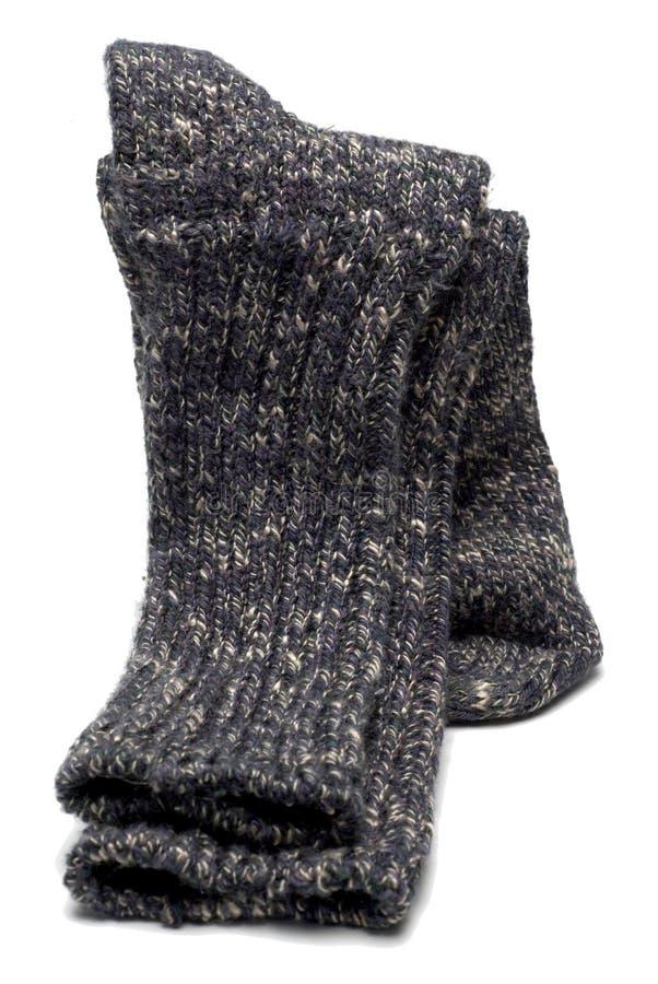 Chaussettes de chiffon photographie stock