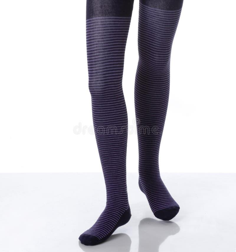 Chaussettes de femme photos libres de droits
