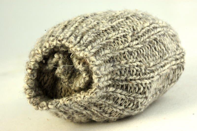 Chaussettes de l'hiver photos libres de droits