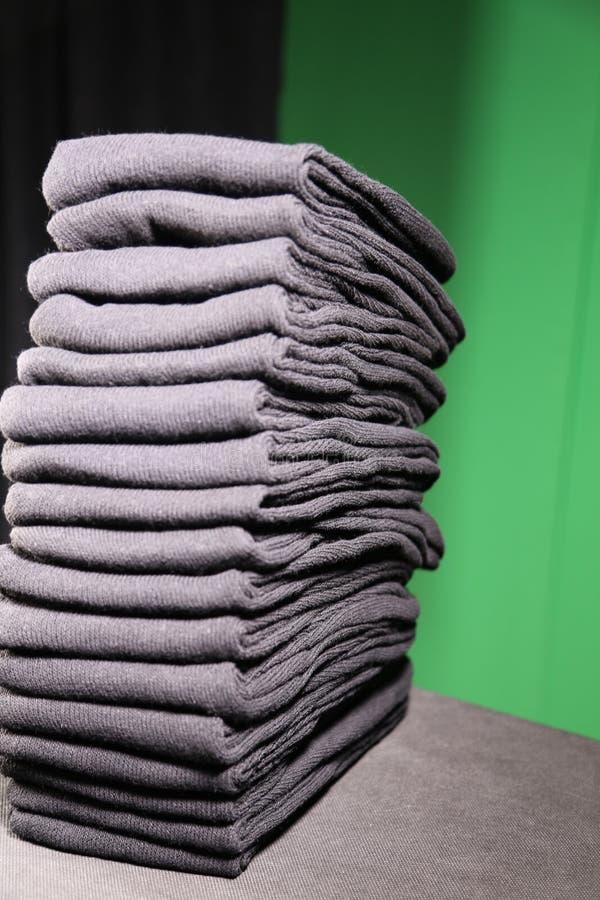 Chaussettes du ` s d'hommes image stock