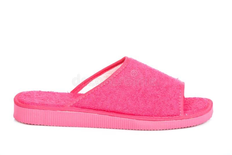 chausson rose de dame photos libres de droits