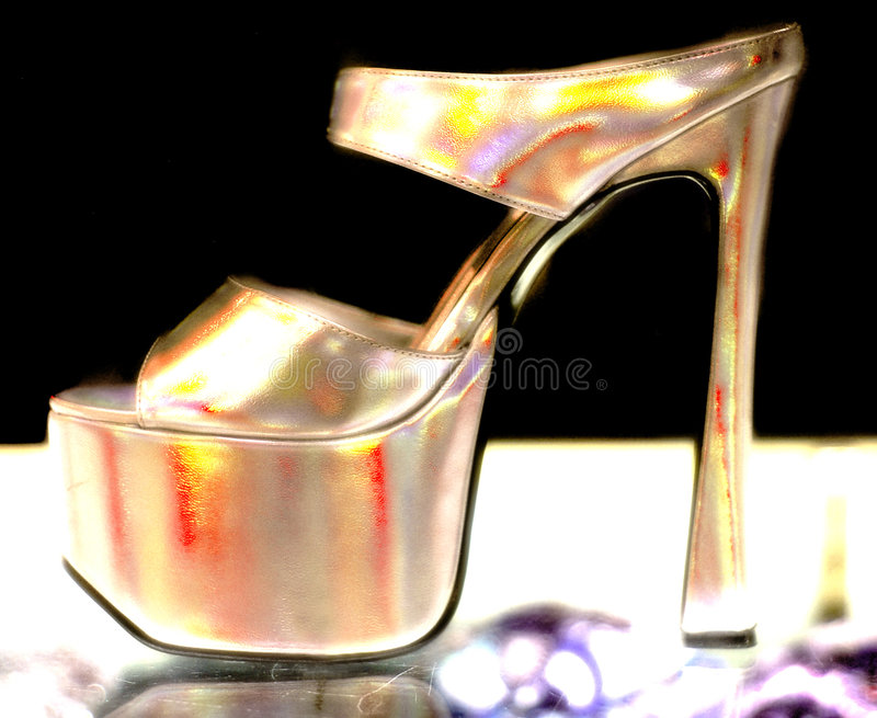Chaussure photo stock