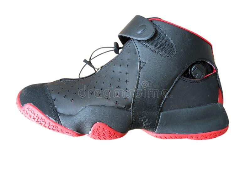 Chaussure de basket-ball photo libre de droits