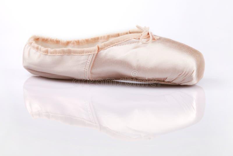 Chaussure de Pointe photo stock
