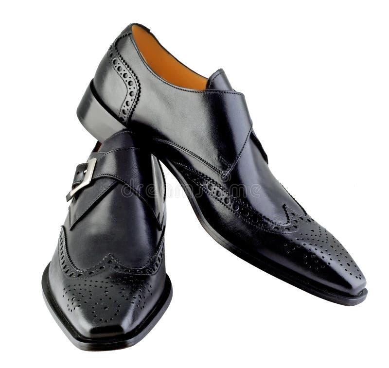 Chaussure noire photos libres de droits