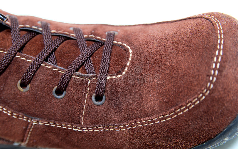 Download Chaussures brunes photo stock. Image du cuir, chaussures - 8663914