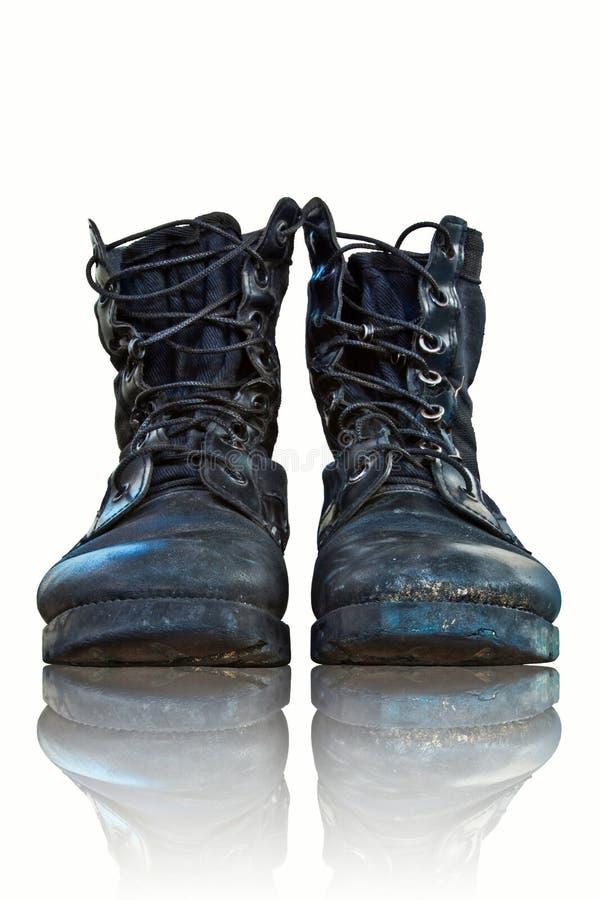 Chaussures, chaussures de combat photographie stock libre de droits