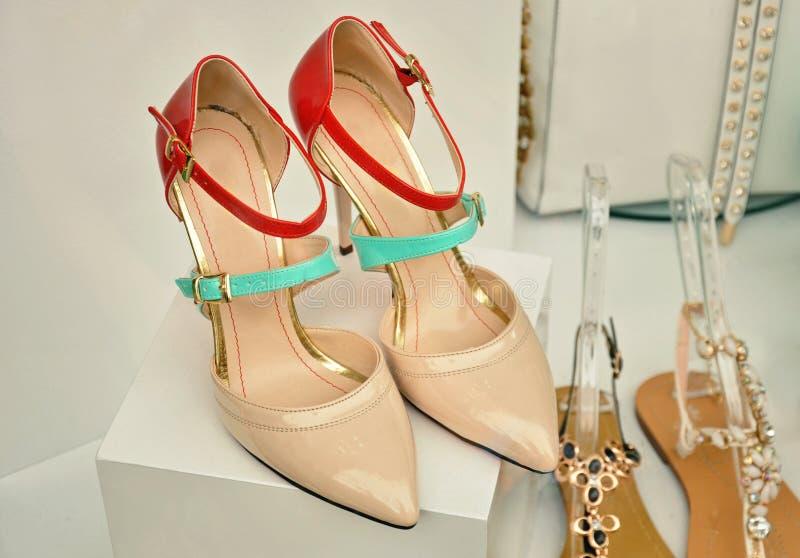 Chaussures d'été images libres de droits