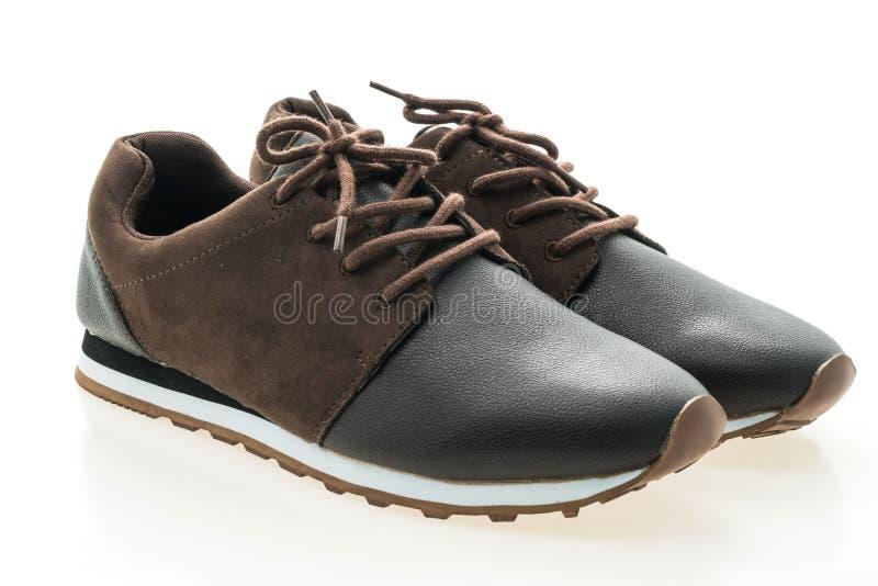 Download Chaussures d'hommes image stock. Image du brun, vêtement - 87705819